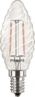 Philips Classic LED 2-25W/827 E14 57411900