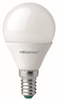 MEGAM LED-Tropfen 5,5W/828 470lm MM21084