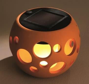 KONS LED-Solar-Dekoleuchte 7801-900