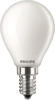 Philips Classic LED 4-40W/827 E14 70643500
