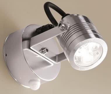 KONS LED-Strahler Alu poliert 7941-310