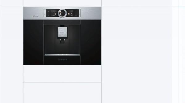 BOSCH CTL 636 ES 6 Ed Kaffeevollautomat