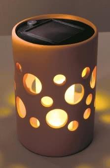 KONS LED-Solar-Dekoleuchte 7800-900